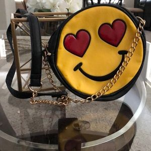 Emoji Crossbody Bag